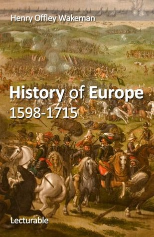 History of Europe, 1598-1715