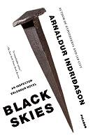 Black Skies (Inspector Erlendur, #10)