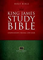The Holy Bible, King James Study Bible (KJV)