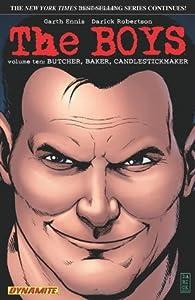 The Boys, Volume 10: Butcher, Baker, Candlestick Maker