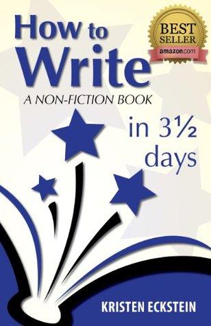 How to Write a Non-Fiction Book in 3 1/2 Days