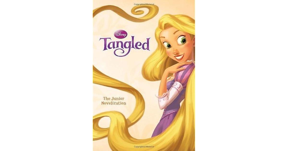 Tangled: The Junior Novelization by Irene Trimble