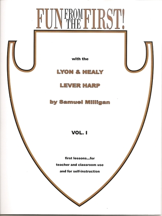 Fun From The First Vol 2 Lyons and Healy Harp Learn to Play MUSIC BOOK