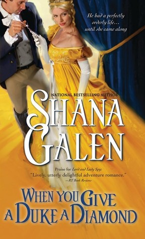When You Give a Duke a Diamond (Jewels of the Ton, #1)