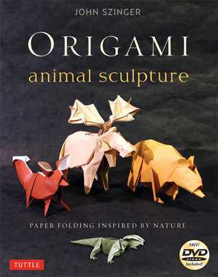 Origami Animal Sculpture Paper Folding Inspired by Nature
