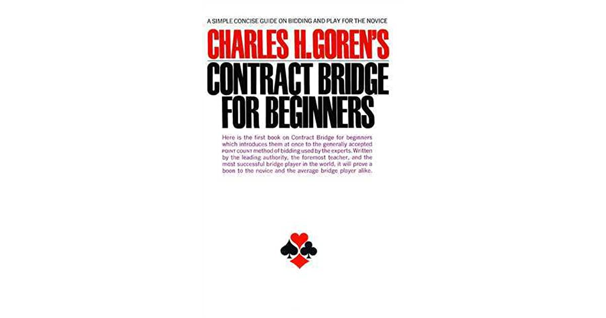 Contract Bridge for Beginners: A Simple Concise Guide on