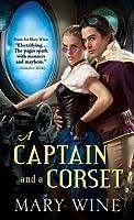 Captain and a Corset (Steam Guardians, #2)