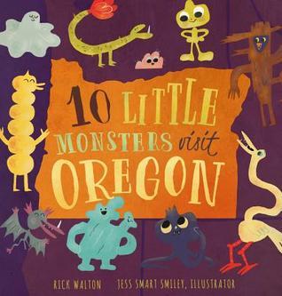 10 Little Monsters Visit Oregon