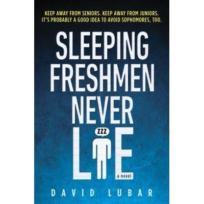 sleeping freshmen never lie main characters
