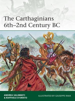 The Carthaginians 6th-2nd Century BC (Osprey Elite 201)