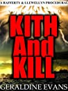 Kith and Kill (Rafferty and Llewellyn Mystery Series, #15)