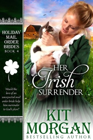 Her Irish Surrender by Kit Morgan