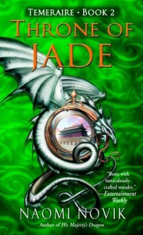 Throne of Jade (Temeraire, #2)