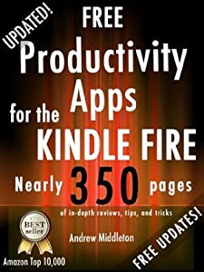 Free Productivity Apps for the Kindle Fire