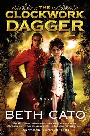The Clockwork Dagger by Beth Cato