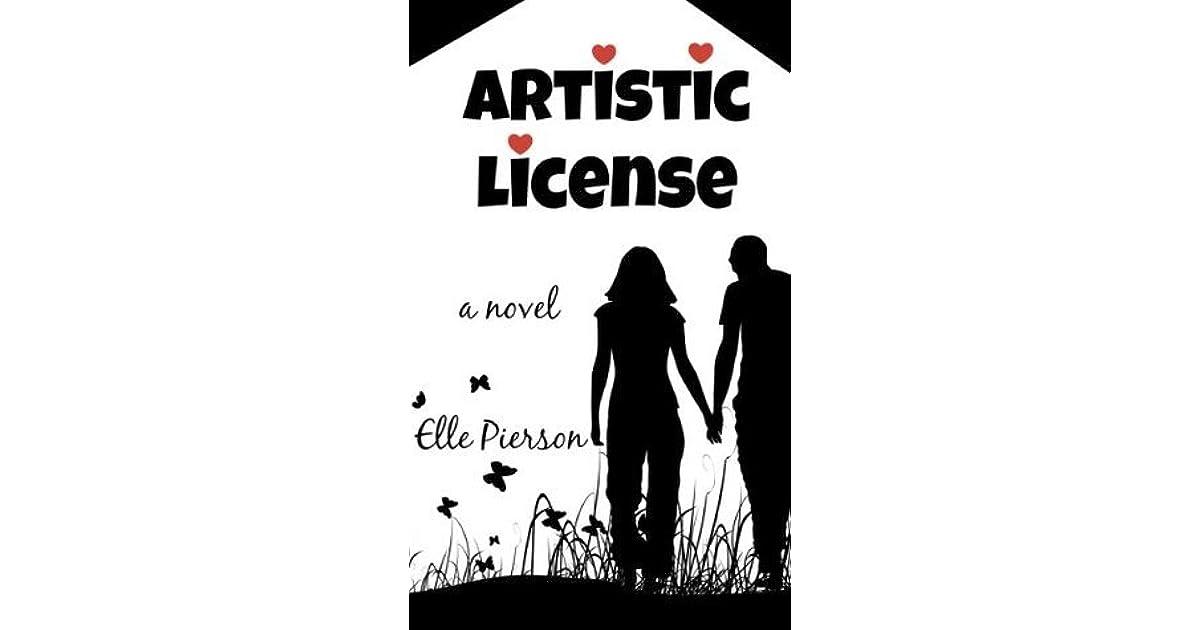 Artistic License by Elle Pierson