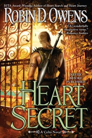 Heart Secret (Celta's Heartmates, #11)