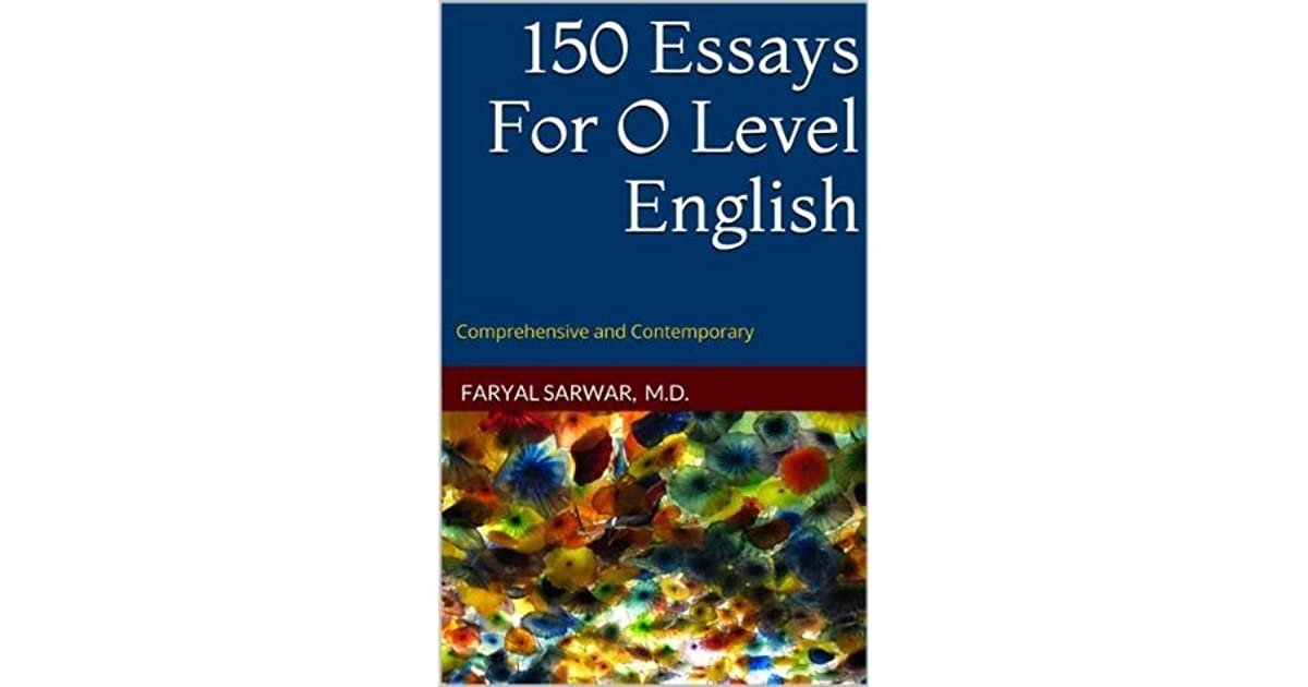 essays for o levels Articles are magazine and newspaper style essays as part of your zimsec english language examination you can be asked to write an article on a chosen topic in section b of paper 1.