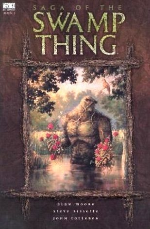 Swamp Thing, Vol  1: Saga of the Swamp Thing by Alan Moore