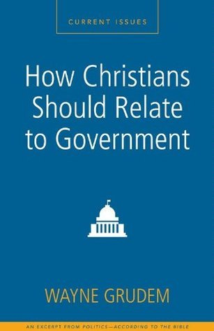 how Christians should relate to government