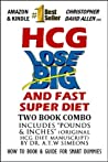 HCG Lose Big and Fast Super Diet, Two Book Combo