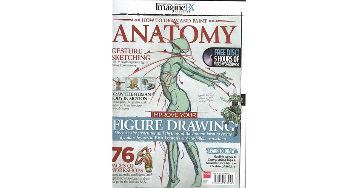 Imaginefx Anatomy Volume 2 Pdf