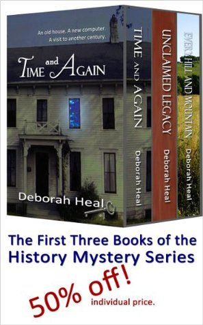 The Time and Again Series Boxed Set