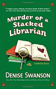 Murder of a Stacked Librarian (A Scumble River Mystery, #16)