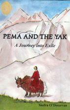 Pema and the Yak by Siofra O'Donovan