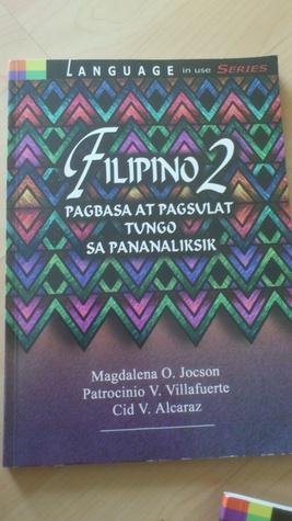 Filipino 2 Pagbasa At Pagsulat Tungo Sa Pananaliksik By Cid