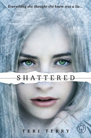Shattered Slated 3 By Teri Terry