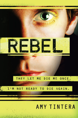 Rebel (Reboot, #2)