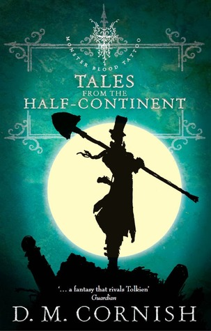 Tales From The Half Continent By D M Cornish