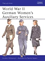 World War II German Womens Auxiliary Services (Men-at-Arms)