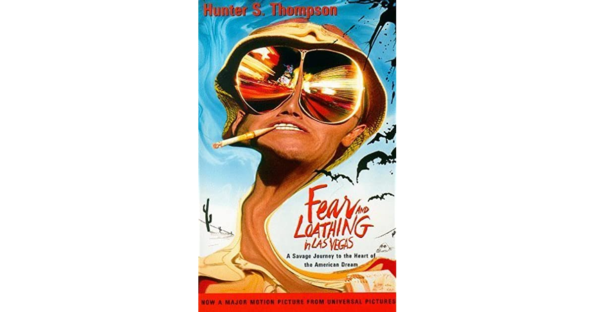 Fear and loathing in las vegas quotes adrenochrome