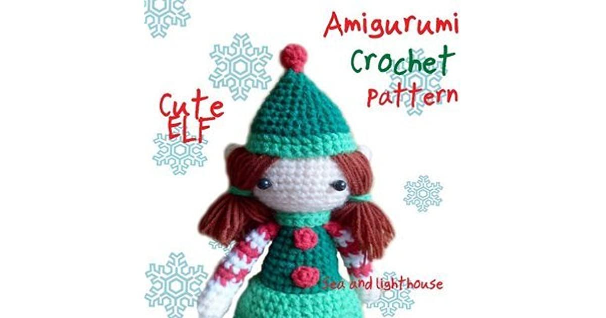 Elf Amigurumi Crochet ⋆ Crochet Kingdom | 630x1200