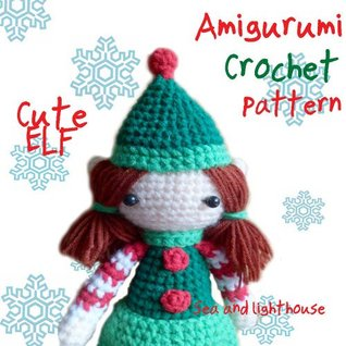 Crochet Elf Pattern - thefriendlyredfox.com | 318x318