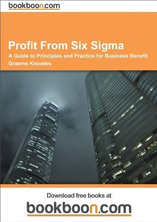 Graeme Knowles , Six Sigma