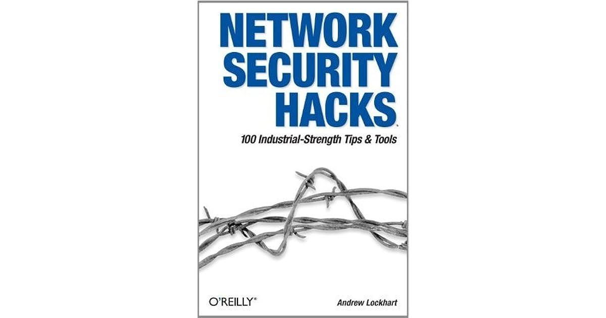 NETWORK SECURITY HACKS EPUB DOWNLOAD