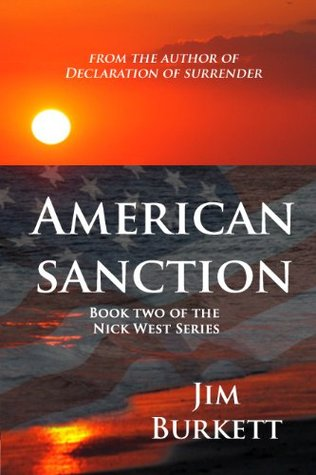 American Sanction (The Nick West Series)