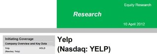 Yelp - Initiating Coverage, Equity Research