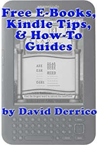 Find Free E-Books, Kindle Tips, and How-To Guides