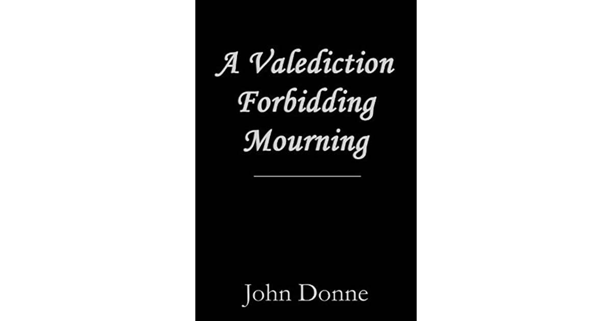 john donne valediction