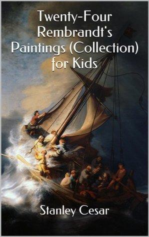 Twenty-Four Pierre-Auguste Renoir's Paintings (Collection) for Kids