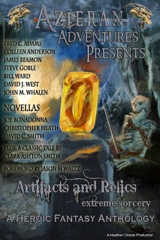 Azieran Adventures Presents Artifacts and Relics by Christopher Heath