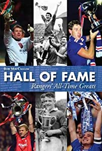 Rangers Hall of Fame