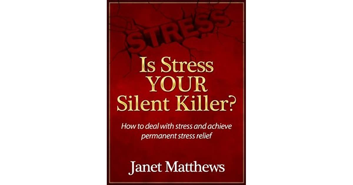 how to deal with stress at work book