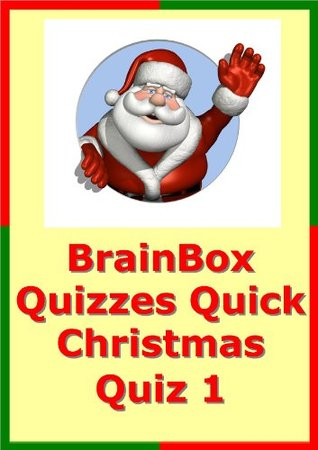 BrainBox Quizzes Quick Christmas Quiz Pack 1