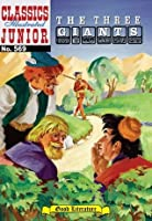 The Three Giants (with panel zoom) - Classics Illustrated Junior