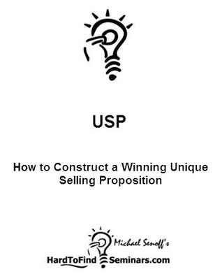 USP: How to Construct a Winning Unique Selling Proposition